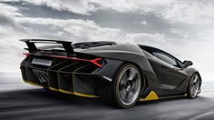 #Lamborghini #Centenario the most stunningly stunning #sportscar. This car made justice to the purpose it was made with.