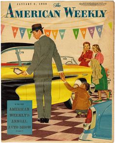 The American Weekly, January 8, 1956