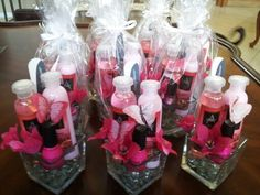 Find the best nail polish baby shower favors! Get the top favor ideas that all your guests will love. Unique and creative nail polish baby shower favor ideas Baby Shower Prizes, Baby Shower Favors, Baby Shower Cakes, Shower Party, Baby Shower Themes, Baby Shower Decorations, Baby Shower Gifts, Shower Ideas, Shower Games