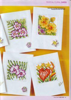 Gallery.ru / Foto # 25 - Punto Croce Card Shop 049 - tymannost