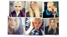 It characterizes your look, lifts your skintone and it is widely believed that blonds have more fun: platinum blonde has been in style since the days of icons like Marilyn Monroe and Brigitte Bardot. Take a look at our compilation of the most beautiful blondes on Instagram.