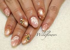 Nails by Lauren Wireman at Wildflowers in Cape Coral.  Nails Magazine's Next Top Nail Artist top 12!