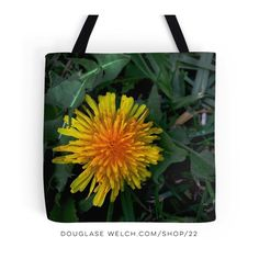 Behold The Humble Dandelion - Totes, Cards, Housewares, More