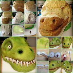 dinosaur cake - Google-søk