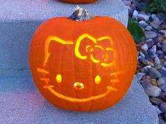 36 popular hello kitty pumpkin images hello kitty pumpkin gourd rh pinterest com hello kitty pumpkin painting hello kitty pumpkin patch irvine