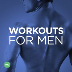 Browse more training programs and workouts for men on our website! Fitness Tips For Men, Mens Fitness, Gain Muscle, Training Programs, At Home Workouts, Fit Women, Bodybuilding, Health Fitness, Weight Loss