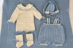 Cutest baby doll knitting pattern of the year