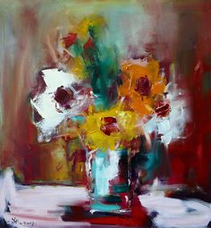 A Flovers Original Art, Painting, Painting Art, Paintings, Painted Canvas, Drawings