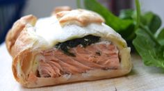5 or less: Zalm-spinazierol