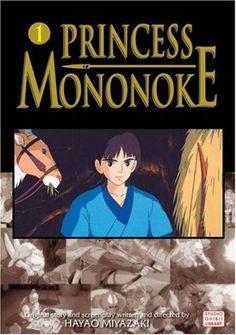 Princess Mononoke Film Comic 5 (Princess Mononoke Film Comics)