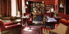 The Zetter Townhouse, Clerkenwell, London Hotel Reviews   i-escape.com
