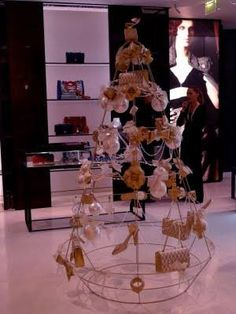 Image result for chanel christmas tree