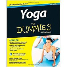 Yoga for dummies 3e #payne #feuerstein consumer john #wiley sons inc . 9781118839,  View more on the LINK: 	http://www.zeppy.io/product/gb/2/151691809835/