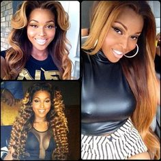 .@kingamiyah   @lacexclusive Virgin Malaysian • Full Sew-In + closure • Custom Colored by Me...   Webstagram - the best Instagram viewer