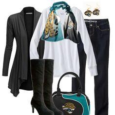 Jacksonville Jaguars Fall Fashion
