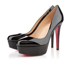 ad953f8233f Bianca 120 Black Patent Leather - Women Shoes - Christian Louboutin