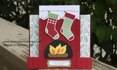 stampin+up+bird+punch+ideas | stampin up stocking punch ideas