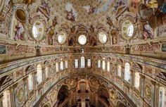 Visit the biggest elliptical dome in the world!  Magnificat 2015, www.magnificat2015.com