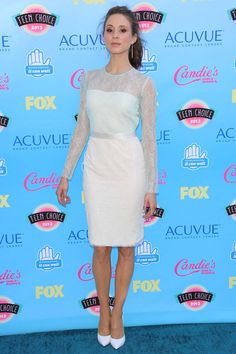 The Best Looks from the 2013 Teen Choice Awards