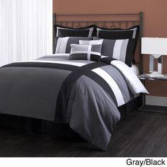 Lush Decor Isa 8-piece Comforter Set - Overstock Shopping - Great Deals on Lush Decor Comforter Sets