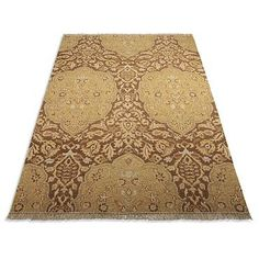 Medallion Sumak Area Rug