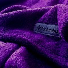 The best purple blanket Ever    #OPIEuroCentrale #WantToBiteMyNeck