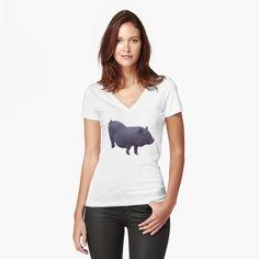 T-shirt moulant col V 't-shirt just smoke weed par Shirt Design Sweat Shirt, My T Shirt, V Neck T Shirt, T Shirt Designs, T Shirt Citations, Rosa Beige, Elite 3, Muse, Shirt Diy