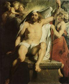Peter Paul Rubens' Christ Risen (1616)