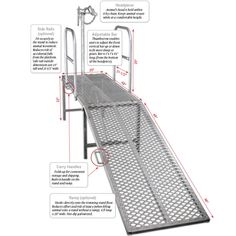 Cattle Cage W/ Manual Headgate Priefert has manufactured
