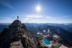 Hunting the Aurora Borealis in the North Cascades - REI Blog