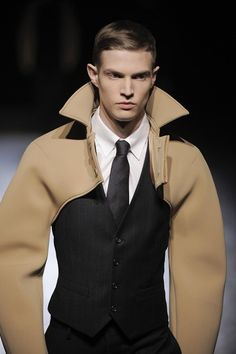 Raf Simons F/W 2009 Menswear