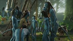 more navi kids! Avatar James Cameron, Avatar Movie, Dances With Wolves, Movie Screenshots, Cute Paintings, Reference Images, How To Train Your Dragon, The Last Airbender, Great Movies