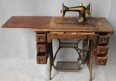 If you're lucky enough to own a vintage sewing How to Determine the Age of an Antique Singer Sewing Machine.