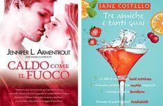 Romance and Fantasy for Cosmopolitan Girls: Segnalazione Harlequin Mondadori Editore: Jennifer...
