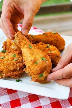 The Comfort of Cooking » Spicy Southern Fried Chicken