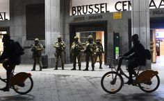Brussels police detain two after raids linked to Paris attacks