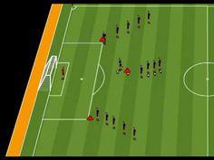 3 Line Shooting Soccer Shooting Drills, Football Drills, Soccer Coaching, Soccer Training, Soccer Practice, Youth Soccer, Line, Training Exercises, Kara