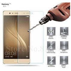 9H Premium Tempered Glass For Huawei Enjoy5 Ascend G510 G6 G7 G8 G610 G620s Honor Play 3C 4C Mate8 MateS Case Cover Screen Guard