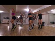 Kangoo Dance with Becky - Saturday Night by Whigfield - YouTube