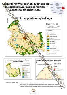Wskaźniki powiatu rypińskiego (NATURA2000)