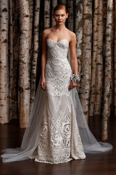 1A new naeem khan wedding dresses wedding gowns 0528
