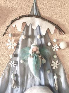 El Hada del Invierno www.hilanderadesueños.com