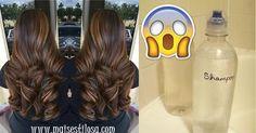 Shampoo Caseiro para Queda de Cabelo! Resultados Incríveis! #shampoocaseiro #shampoo #queda #quedadecabelo #cabelo #receitacaseira #dicas #dicasdecabelo   #natural #natureba #dicasdebeleza #projetorapunzel #longhair #diy #facavocemesma #beauty #hair #homemade #calvície