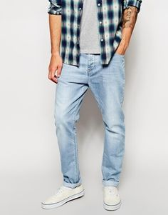 Levi's 522 Slim Tapered-Fit Jeans, Borrowed - Jeans - Men - Macy's ...