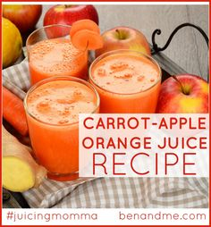 "One of my very favorite juice recipes. When I'm fasting, I call it ""dessert."""