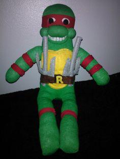 Ninja turtle sockymal