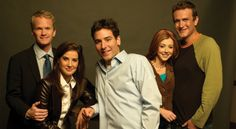 Barney | Robin | Ted | Lily | Marshall