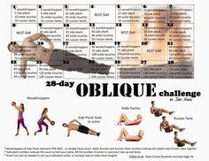 30 Day Arm Challenge Higgss 30 day challenges