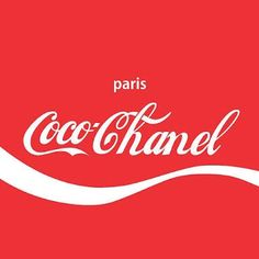 I love Chanel and coke so boom🎉 Coco Chanel Wallpaper, Bling Wallpaper, Chanel Background, Coco Chanel Fashion, Chanel Style, Cherry Wine, Chanel Logo, Tumblr, Red Accents