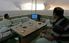 Watching War Unfold